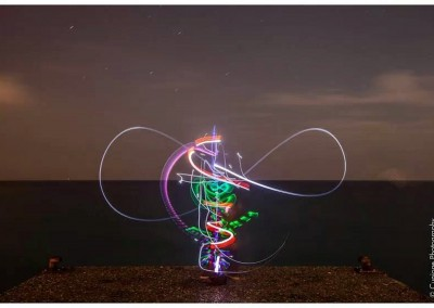 Light painting by Zert photo by Cunione 2013 Cannes (06)