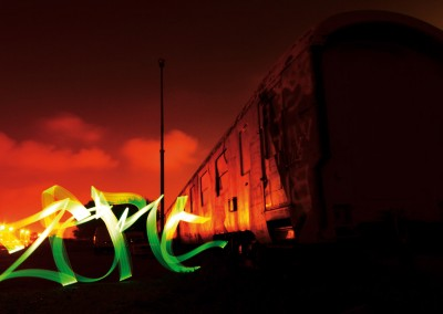 Light painting by Zert Photo by Reox 2011 Antibes (06)
