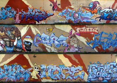 Graffiti Street art Wons Azym Eser Remi Zert Acre Abim Sixe Mobe Fase PB 2015 Chambéry (73)