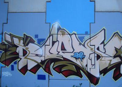 Graffiti Street art Mash x2 - Djeso - Zert - Pome Moulin Crew 2009 Nancy (54)